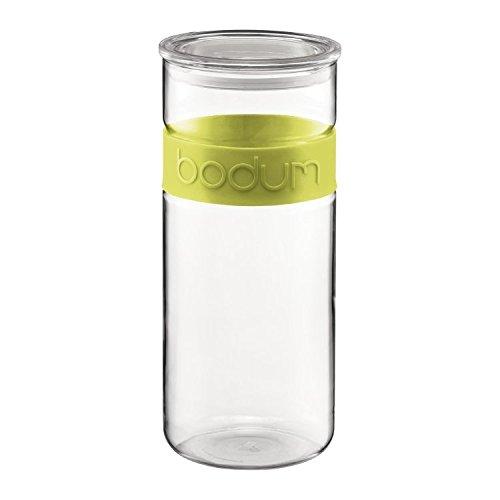 Bodum Presso 85-Ounce  Glass Storage Jar, (Bodum Storage Jars)