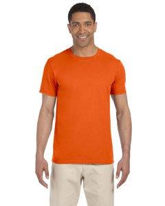 Gildan Men's Softstyle Ringspun T-shirt - X-Large - -