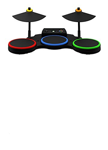 PS2/PS3 Guitar Hero World Tour Stand Alone Wireless Drums Replacement Kit ()