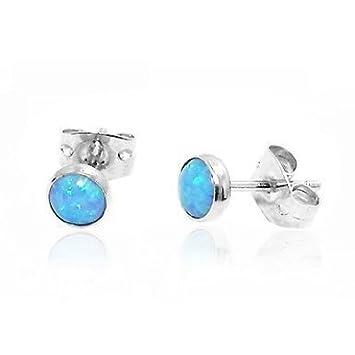 Gruner opal ohrringe