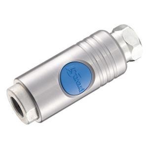 Prevost (PRVISG111203) 1/2'' Industrial 1/2'' FNPT Safety Coupler