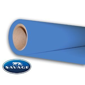 107'' x 12yds Background Paper (#10 Country Blue)