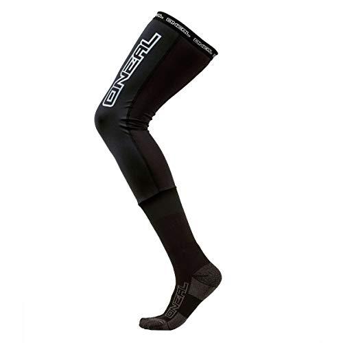 (O'Neal Unisex-Adult Pro Sox (Black, One Size))