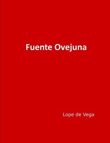 Descargar Libro Fuente Ovejuna De Lope Lope De Vega
