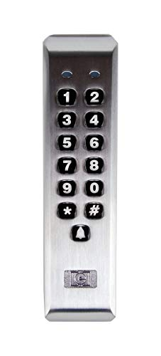 IEI International Electronics 212ILMAL 212ILM-AL Keypad