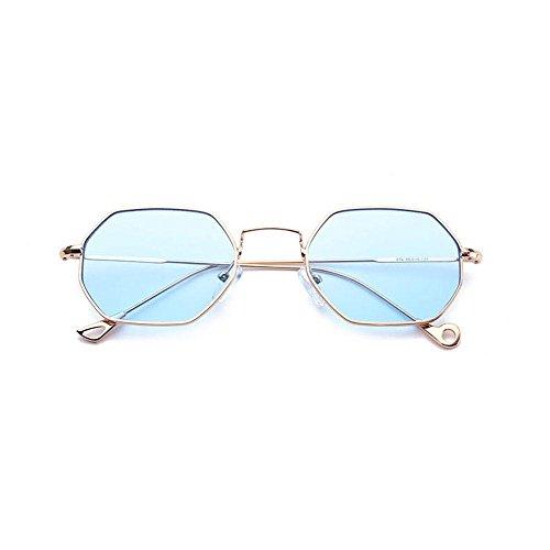 E personalidad Vintage Gafas Frame Style de H Alger viaje sol Street Gafas Metal Moda beat wOZqpOSRx