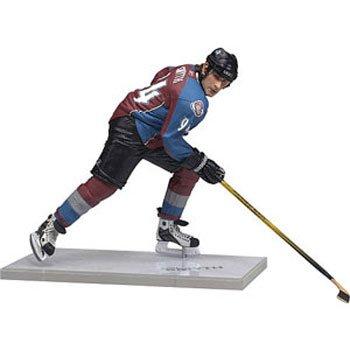 Ryan Smyth Hockey - NHL Hockey Series 19 Ryan Smyth Colorado Avalanche McFarlane Figure