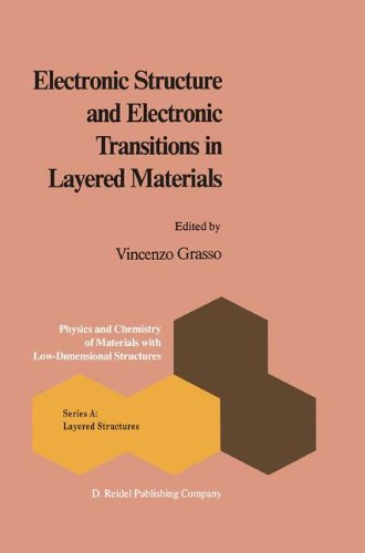 Electronic Structure and Electronic Transitions in Layered Materials (Physics and Chemistry of Materials with A)