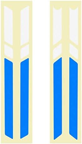urbetter Pegatina Reflectante Scooter Eléctrico Sticker Prueba de Agua Scooter Styling Pegatinas Accesorios Reflectantes, Fit Pegatinas Decorativas de Estilo para Xiaomi Mijia M365 Scooter Eléctrico: Amazon.es: Deportes y aire libre