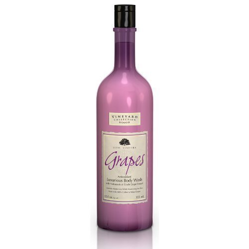 Vineyard Collection Grapes Luxurious Body Wash - 3 - Collection Vineyard