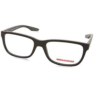 2ecbd35fa92 Prada PS02GV Eyeglass Frames UB71O1-54 - Matte Black Gradient  PS02GV-UB71O1-54