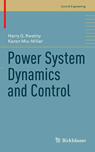 Power System Dynamics and Control (Control ()