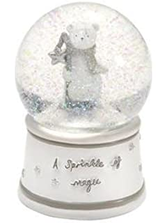 Baby's First Christmas Snow Globe: Amazon.co.uk: Kitchen & Home