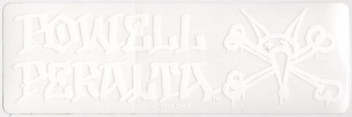 Powell Peralta Skateboard Sticker - Vato Rat - Official Reissue Old School Skate (Old School Skates)
