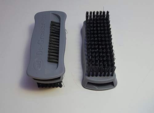 Mechanics Nail Grime Brush 2pk Compared to the ones of the Mac,Matco and Snap on tool trucks