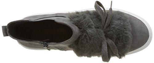 Suede Hi Grey Women's Grey IMI Sneakers Top 328145r 01 Buffalo qw8IWtxpOt