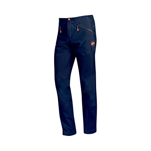 Mammut Nordwand Flex Hardshell Pants - Men's, Night, 36, -