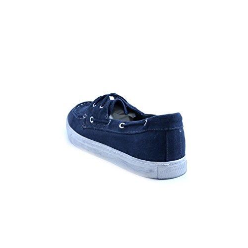 Armani - Zapatillas para hombre azul turquesa