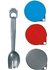 Karlie Pokrywa puszki + łyżeczka ø: 7,5 cm posortowane pod względem koloru
