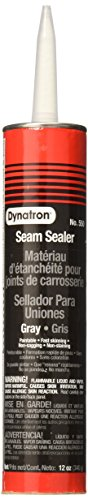 Dynatron 550 Auto Seam Sealer Grey Caulk - 12 oz.