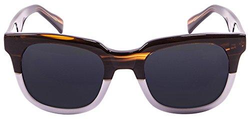Lenoir Eyewear LE61000.0 Lunette de Soleil Mixte Adulte, Marron