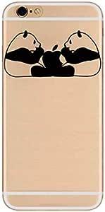 حافظة هاتف ابل 7 بلس سيليكا ون - متعدد الالوان