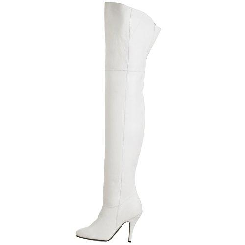 b909b8cc236 Pleaser Women s LEGEND-8868 Unlined classic over-knee boots