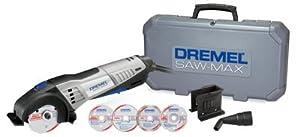 Dremel Mfg Sm20-02 Saw-Max Kit Rotary (Moto) Power Tools from Dremel Mfg