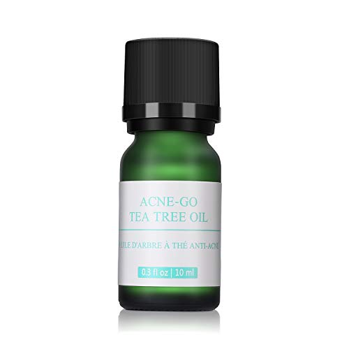 Wg Tree - Liberex Tea Tree Oil - Melaleuca Aqueous Essential Oil for Anti-inflammatory, Remover Acne, Smooth Inflammation, Swelling and Pain, 0.3 Ounce ...