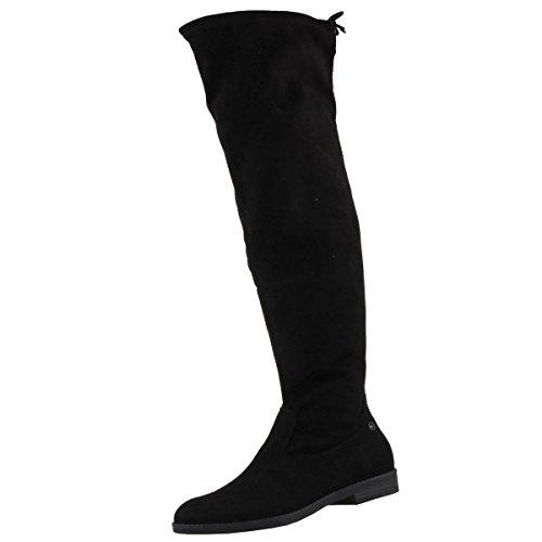 black 001 Nero Stivali Donna Tamaris 0wzt7q