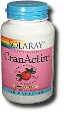 Cranberry CranActin Extrait Pas d'alcool - 180 - VegCap