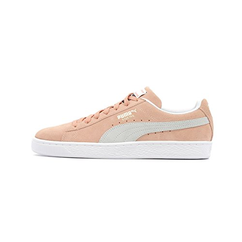 Puma Suede Classic, Muted Clay / Puma White, 45