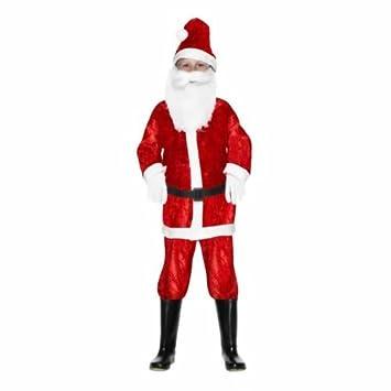 Generique - Disfraz de Papá Noel para niño: Amazon.es: Juguetes y ...