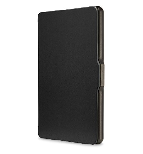 Nupro Kindle Case - Black (8th Generation - will not fit Paperwhite, Oasis or any other generation of Kindles)