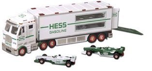 Hess Toy Truck and Racecars 2003 by Hess