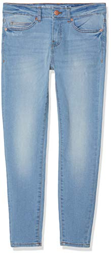 S May L30 Light Denim Noos s Vaqueros Ankle W30 Nmlucy para Skinny NW Mujer Az013 30 Jeans Fabricante del Azul Noisy Blue Talla Ud6tad