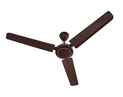 Usha Diplomat 1200 mm 74-Watt Ceiling Fan (Rich Brown)