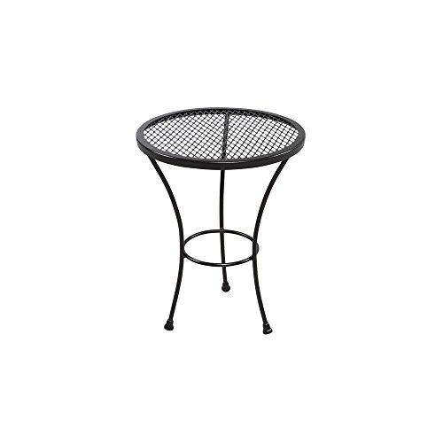 Hampton Bay Jackson Patio Accent Table For Sale