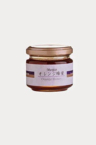 オレンジ蜂蜜 120g