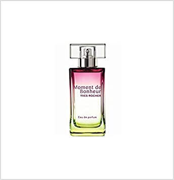 b84a95f5 Yves Rocher Eau De Parfum Moment De Bonheur (50 ml): A Scent for Women  Moments of Good Luck, with Rosa Centifolia Absolue: Amazon.co.uk: Beauty