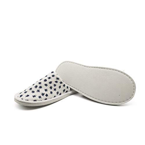 Floreali Comodo 10 flip Stile Cotone Terry kld Lxj Giapponese Pantofole Piccole Paia Panno B flops In Di pantofole c Y10OB