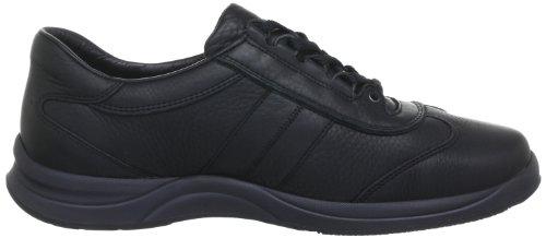 P5102784 Mephisto WILD Herren Black Hike Sneakers Schwarz qIIBwPr
