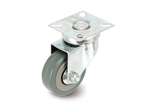 Roulette sur platine pivotante WTE