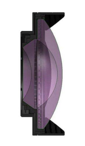 0.3x High Grade Fish-Eye Lens For The Sony FDR-AX100