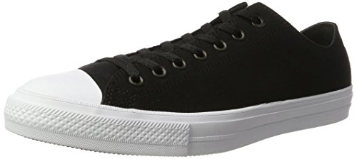 Taylor White Core Converse All Black Star Ox Chuck UAwxR