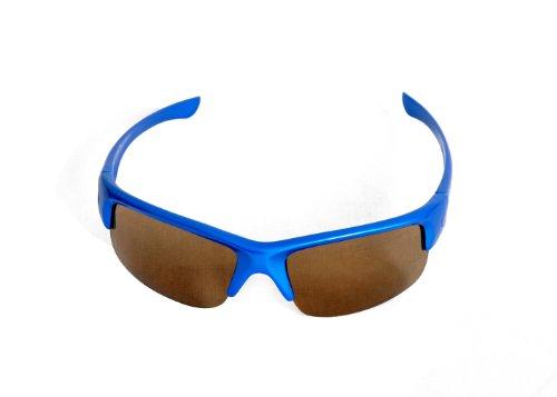 a0af48165af7e1 FA Sports Lunar Berlin Lunettes de soleil Homme Bleu   marron ...
