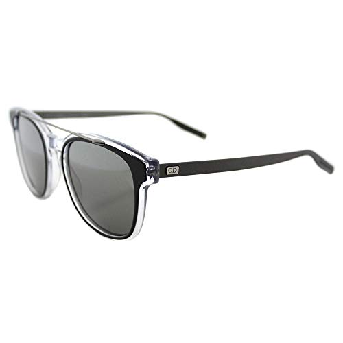 Christian Dior Black Tie 211/S Sunglasses (Tie Dior Christian Mens)