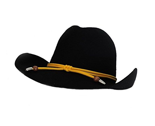 black-union-wool-western-civil-war-cavalry-officer-hat-new