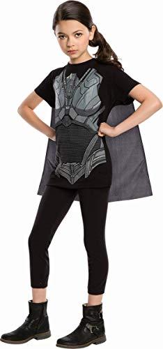 Man of Steel Child's Faora Costume Top, Medium -