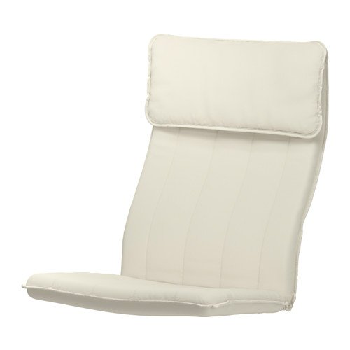 Ikea Poang Chair Cushion, Ransta  Natural (Cushion Only) (Cushions Chair Designer)